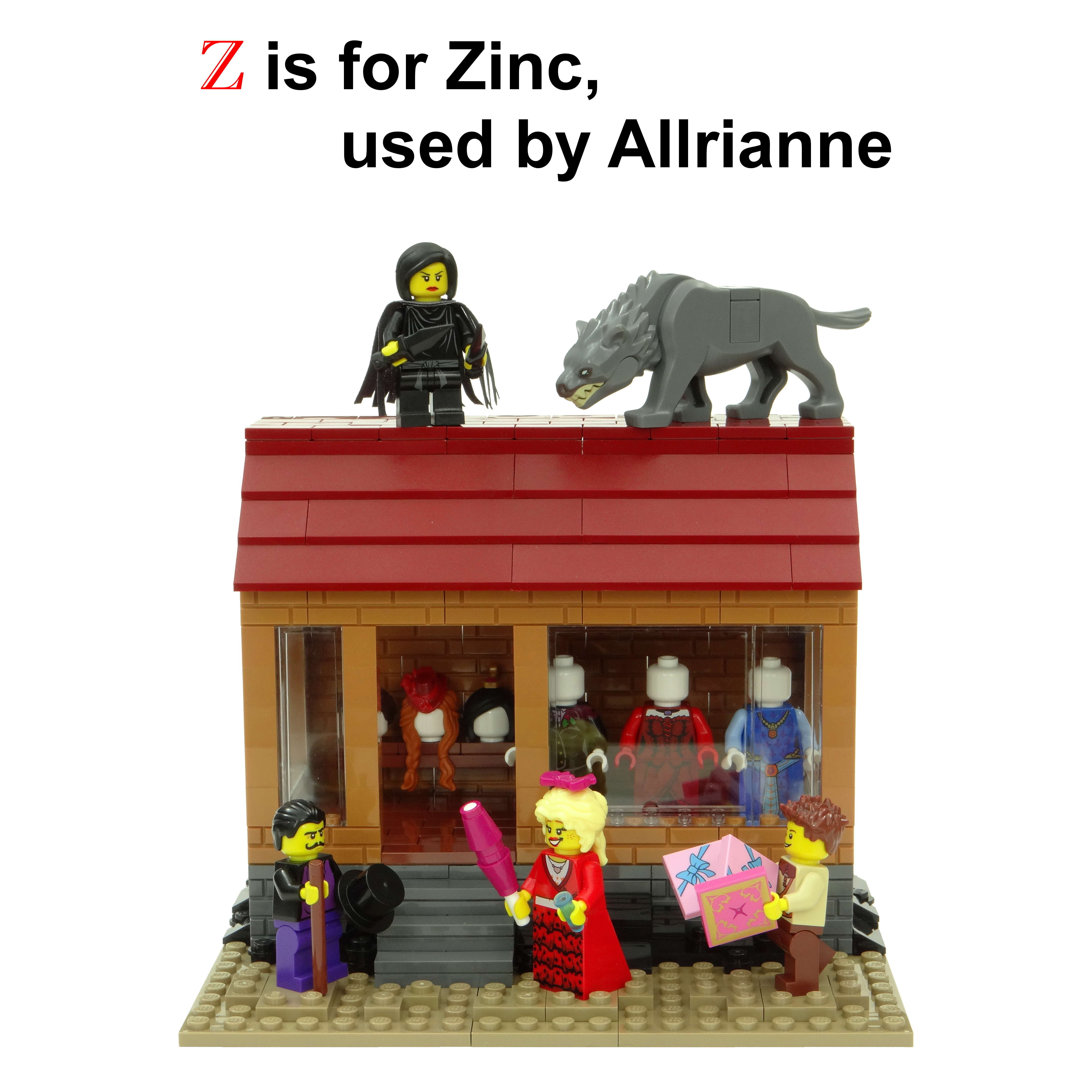 Z-is-for-Zinc